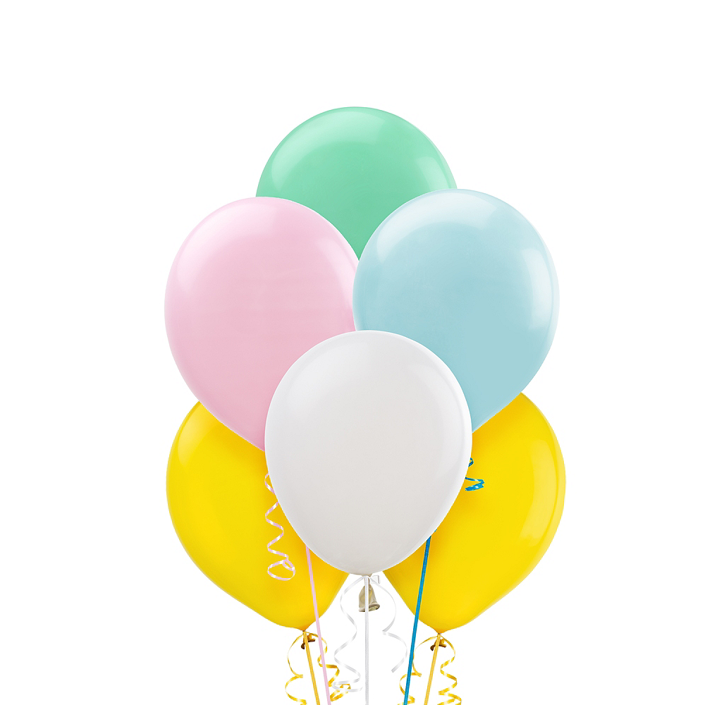 Pack of 9 Black Retirement Funny Balloons The Horrible Party Store