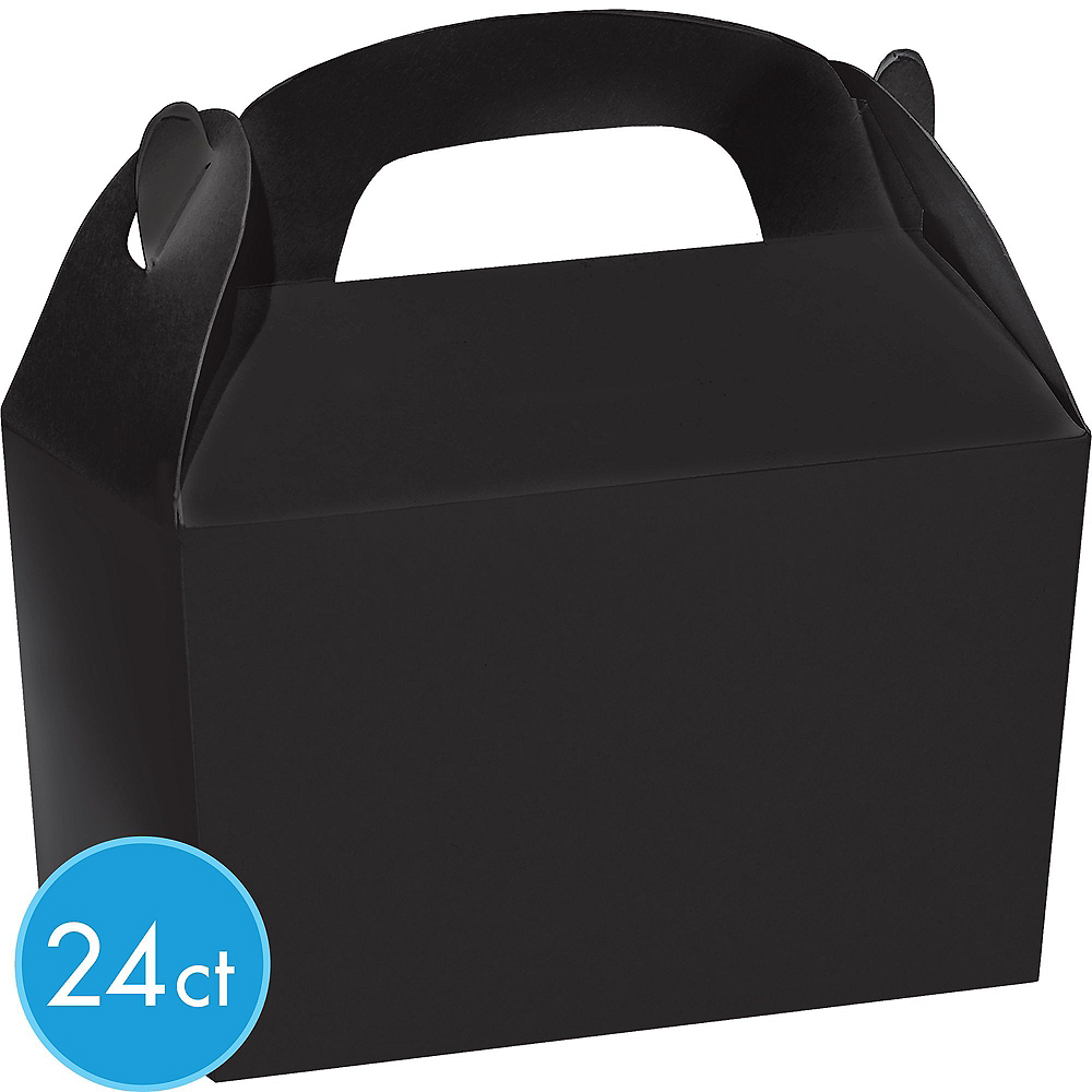Black Gable Boxes 24ct Image #2