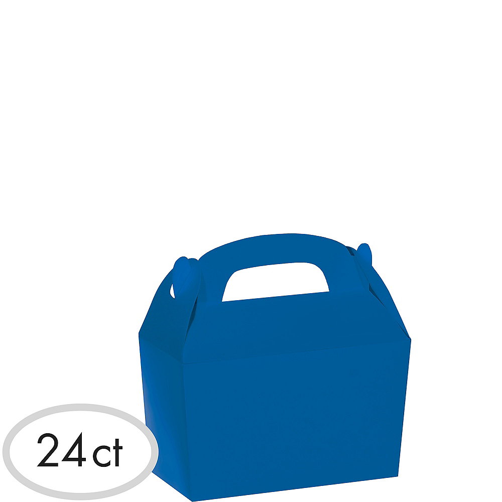Nav Item for Royal Blue Gable Boxes 24ct Image #1
