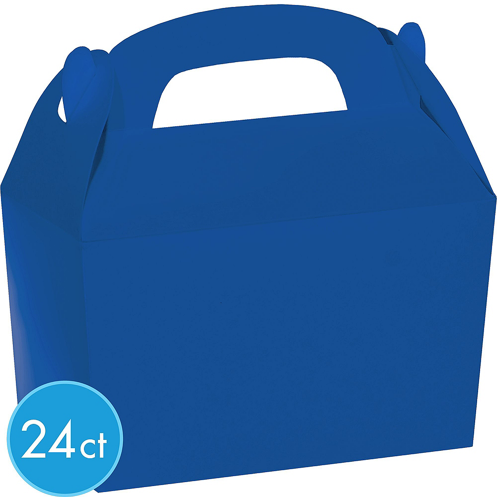 Nav Item for Royal Blue Gable Boxes 24ct Image #2