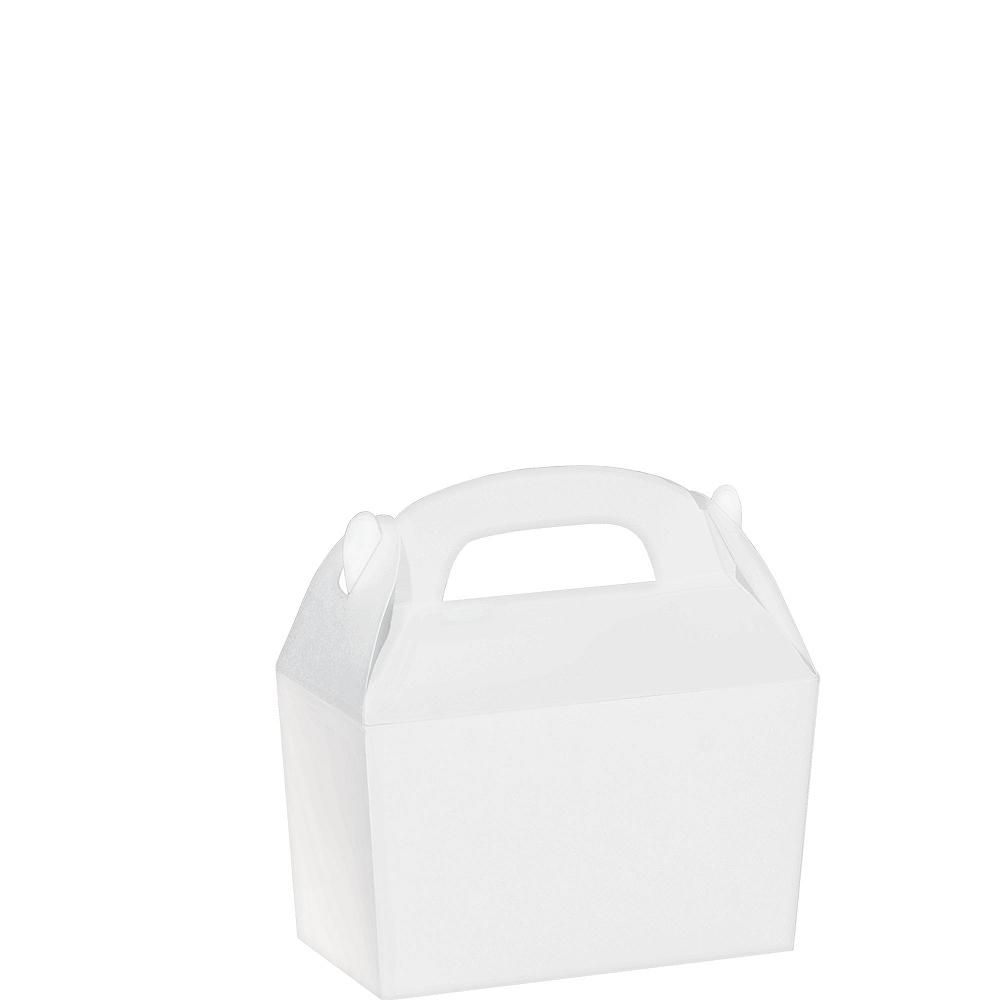 White Gable Boxes 24ct Image #1