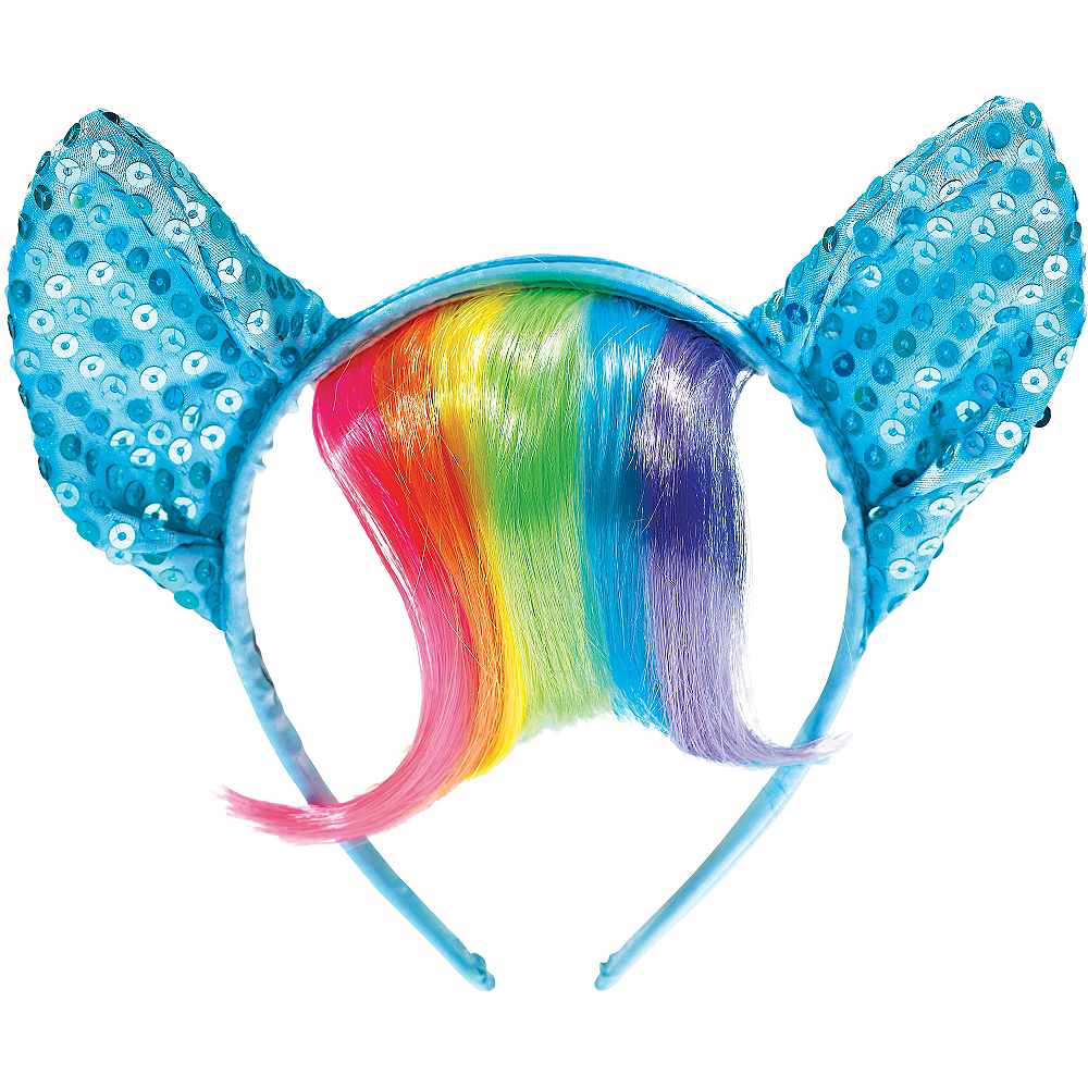 My Little Pony Headband Deluxe Image #1