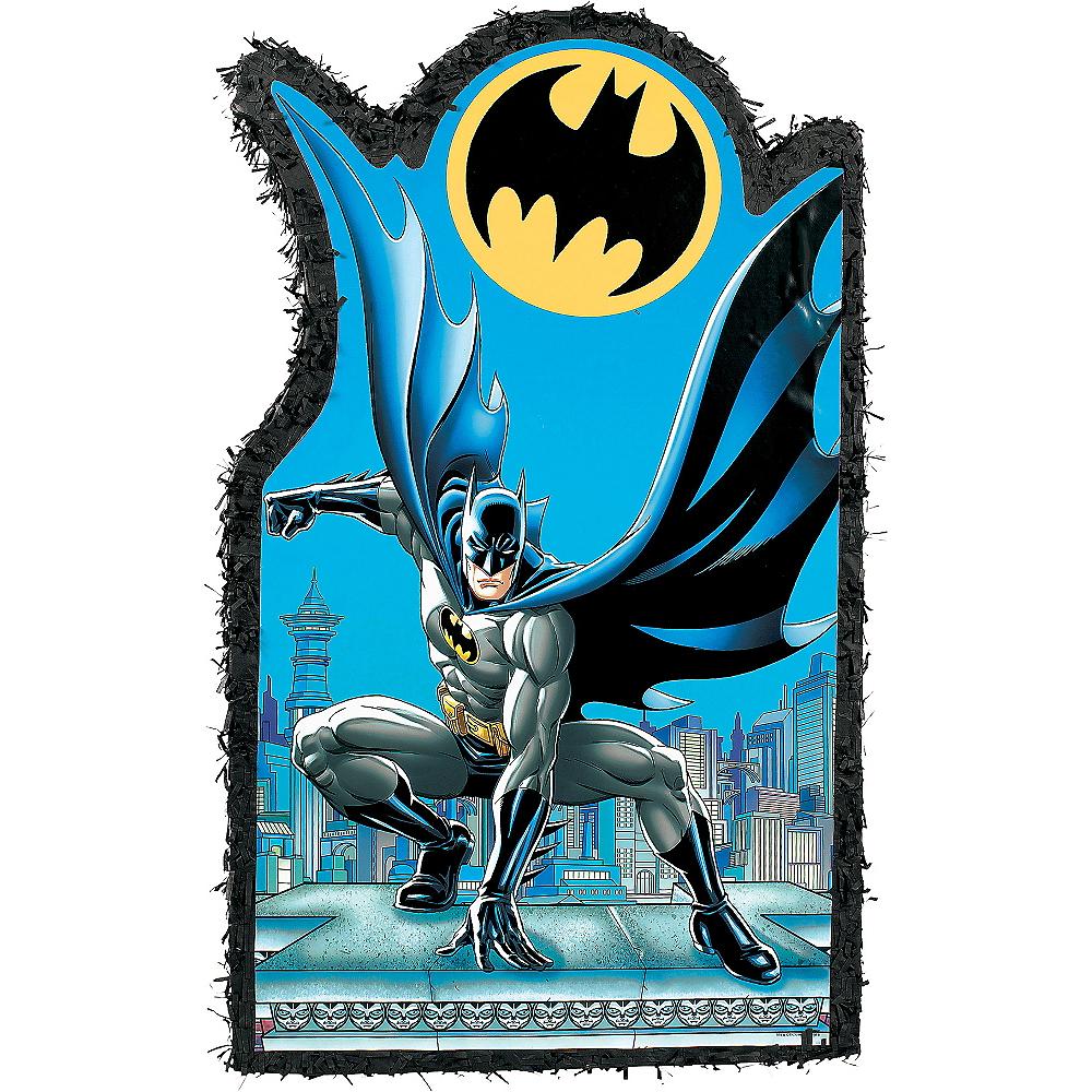 Giant Batman Pinata Image #1