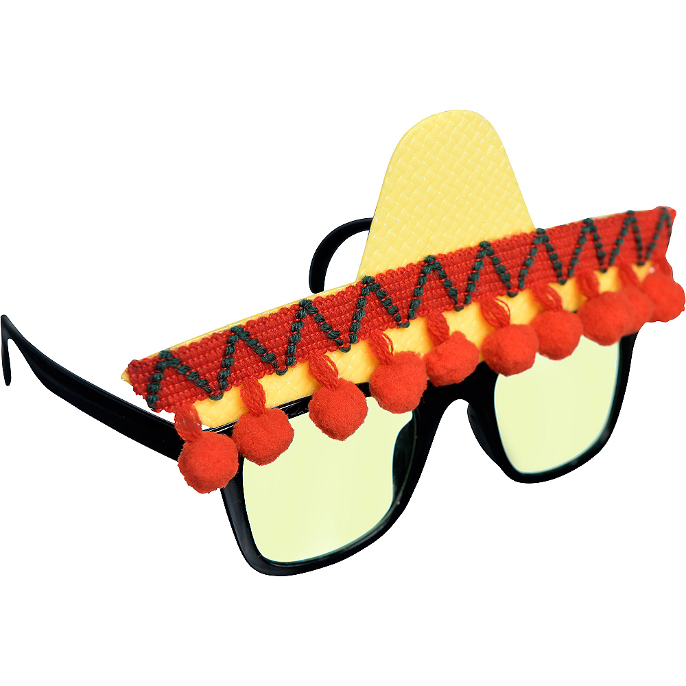 Sombrero Glasses Image #2