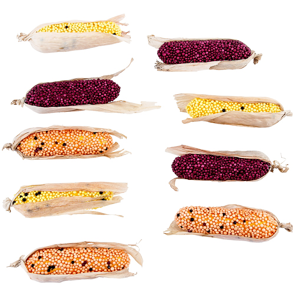 Harvest Corn Ears 9ct Image #1