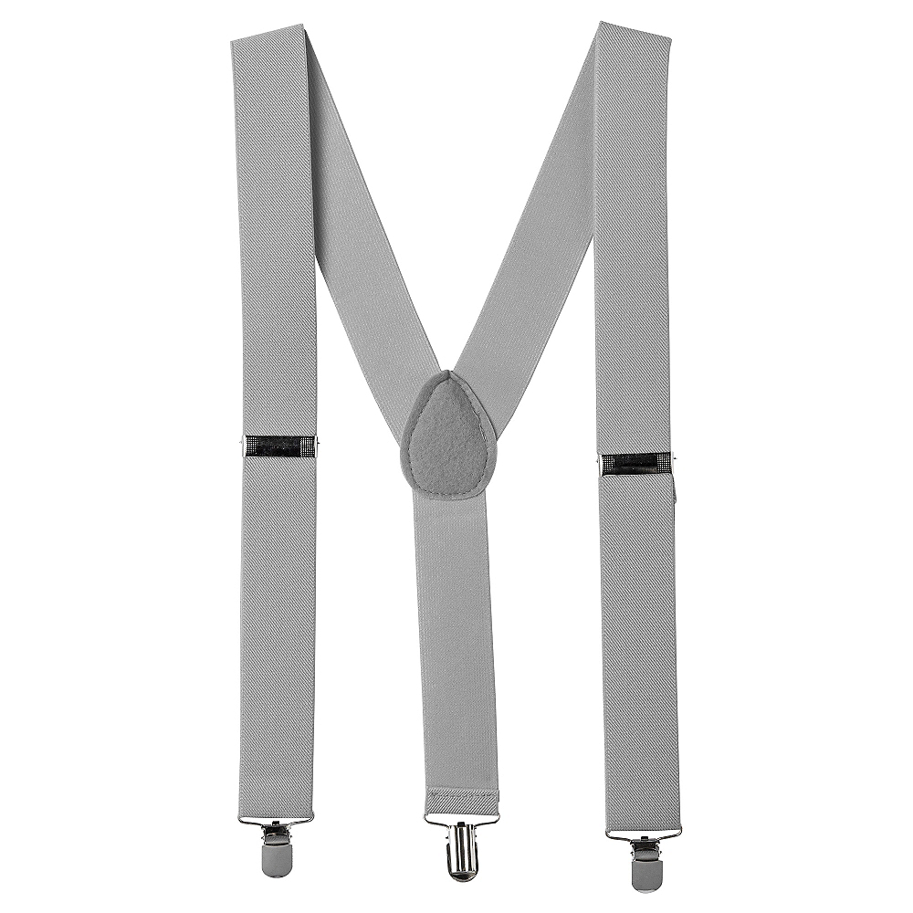 Nav Item for Silver Suspenders Image #1