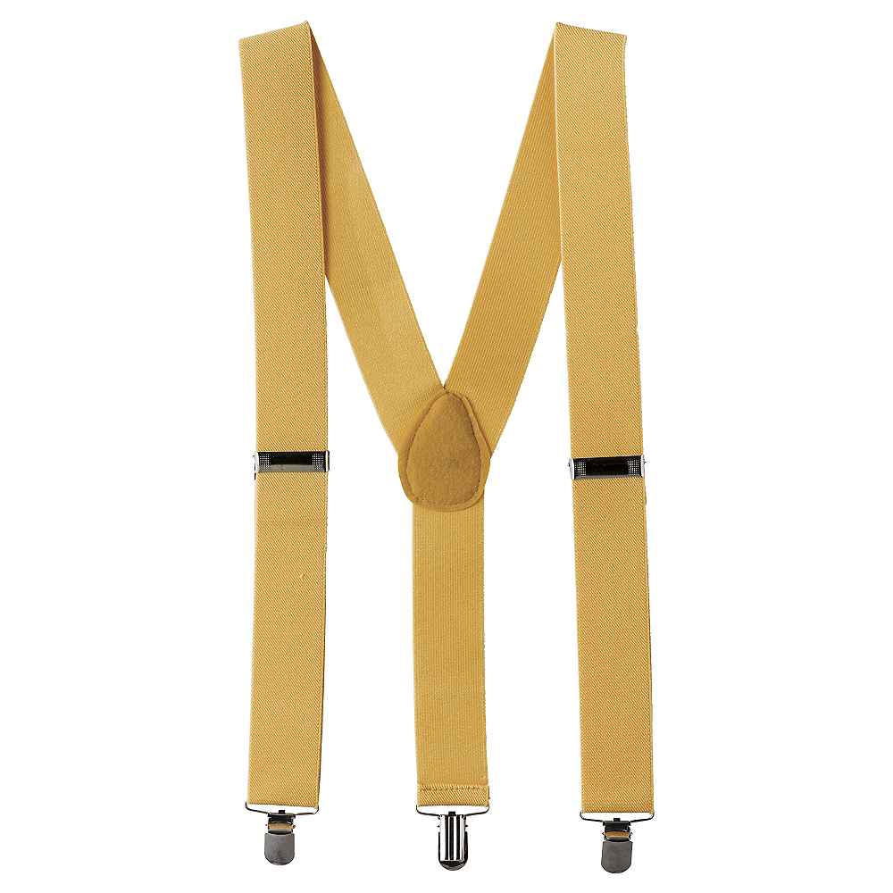 Gold Suspenders Image #1