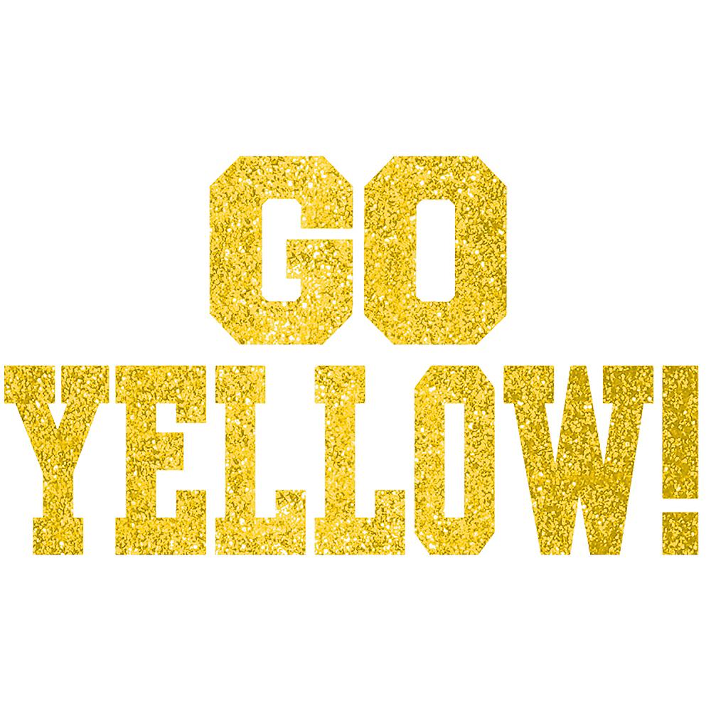 Go Yellow Body Jewelry Image #1