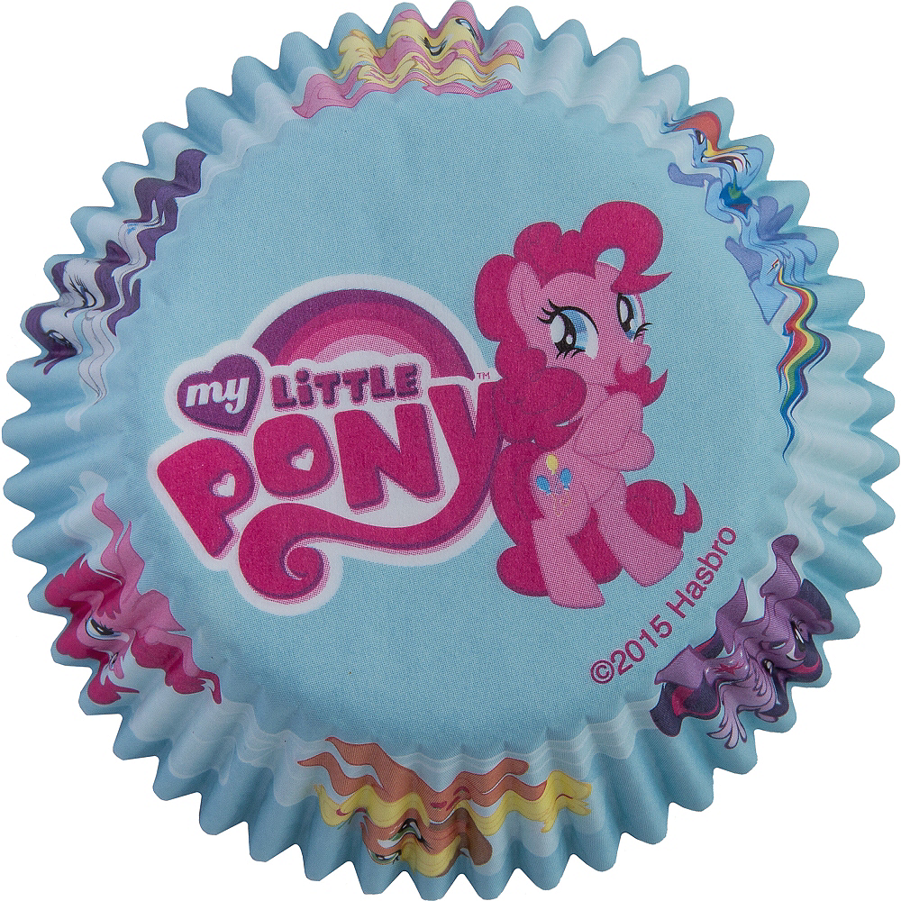 Wilton My Little Pony Baking Cups 50ct Image #2