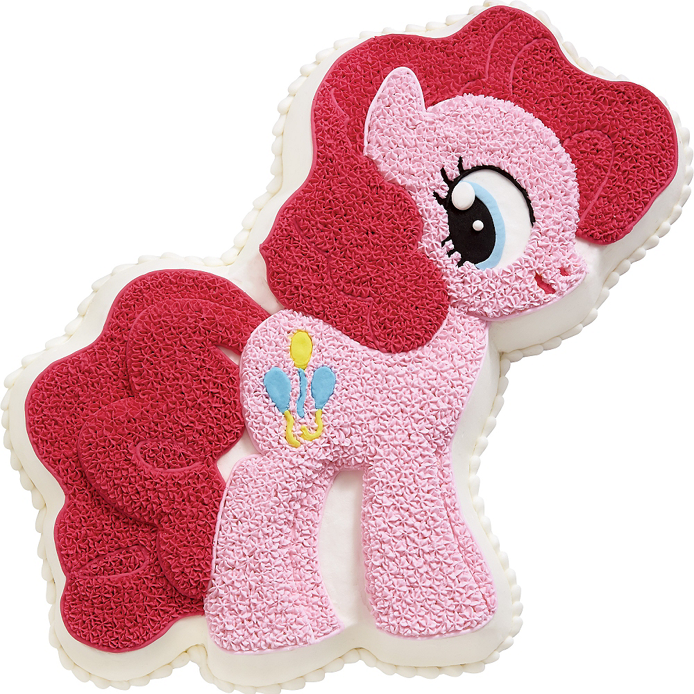 Wilton Pinkie Pie Cake Pan 10in X 11in My Little Pony
