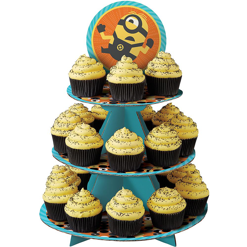 Wilton Minion Cupcake Stand - Despicable Me 3 Image #1