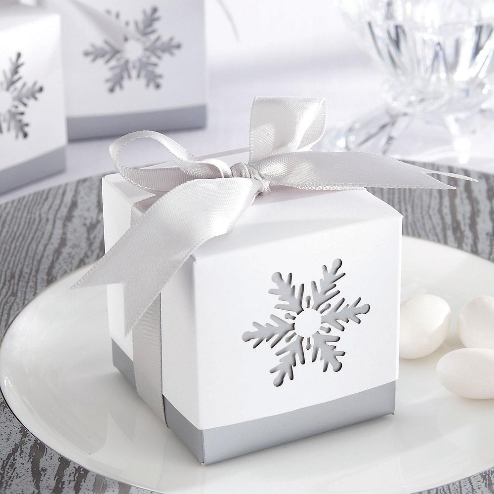a119e24934e1 Snowflake Favor Boxes Image  1
