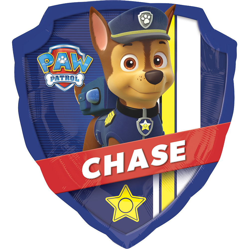 1596dabba Nav Item for PAW Patrol Balloon - Chase & Marshall Image # ...