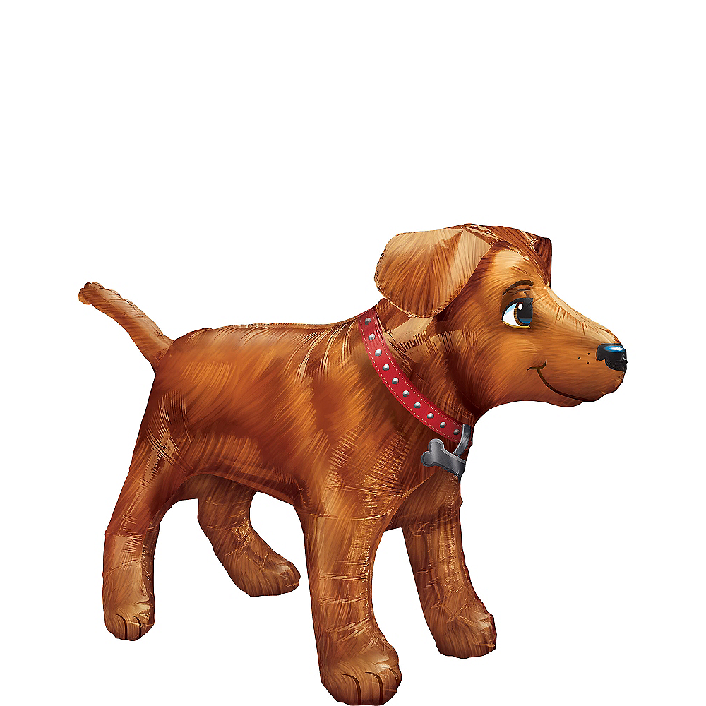 Golden Retriever Dog Balloon 36in x 24in Image #1