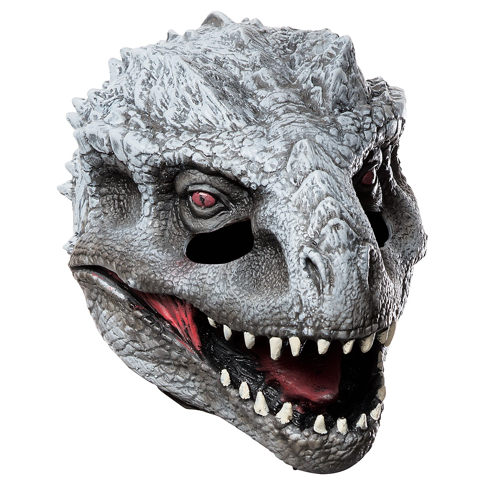 Child Indominus Rex Mask - Jurassic World Image #1