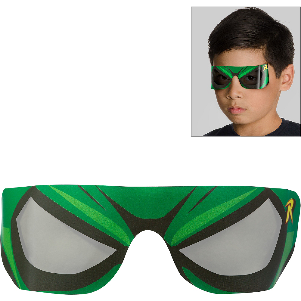 Nav Item for Child Robin Eye Mask - Batman Image #1