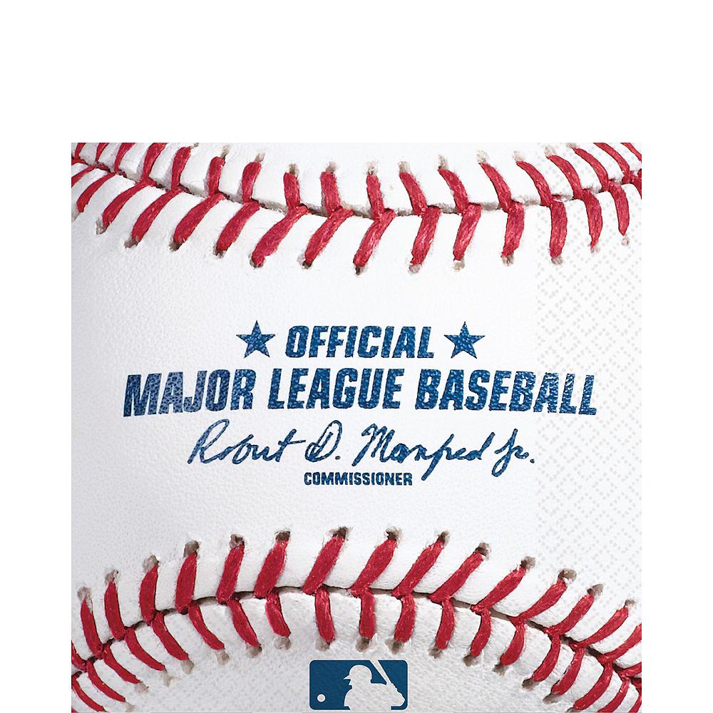 MLB Baseball Party Kit for 16 Guests Image #3