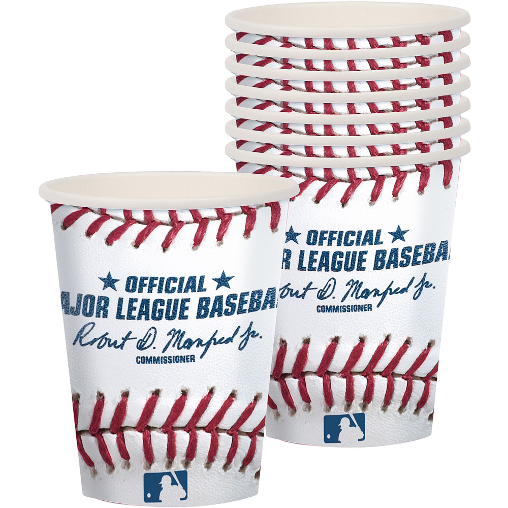 Super Rawlings Baseball Party Kit for 16 Guests Image #4
