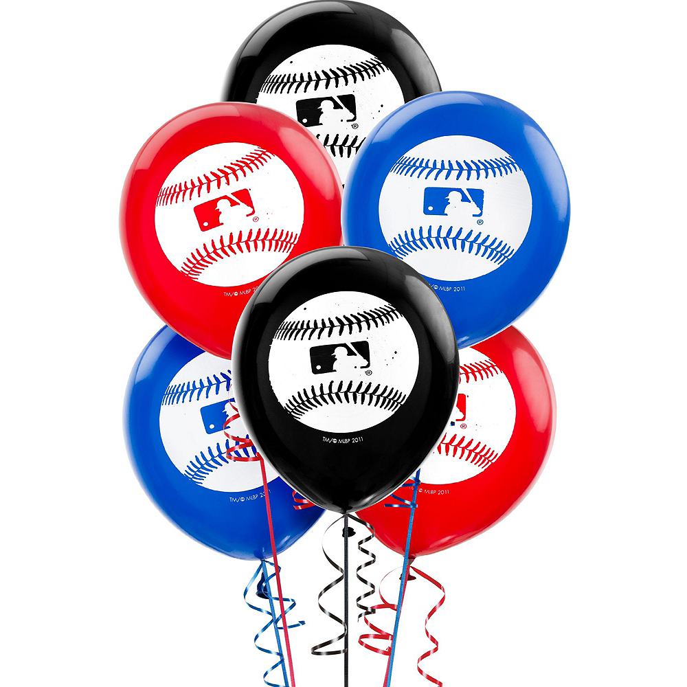 Super Rawlings Baseball Party Kit for 16 Guests Image #8
