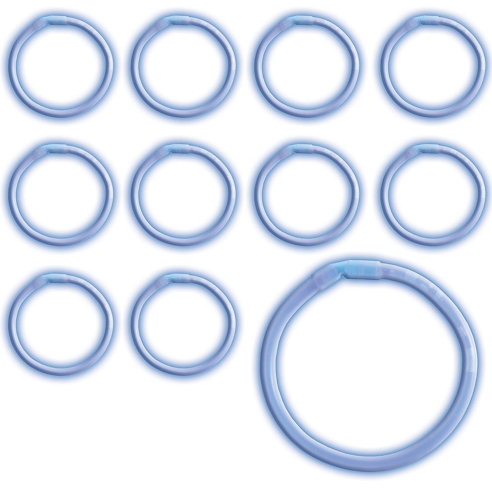 Blue Glow Bracelets 36ct Image #1