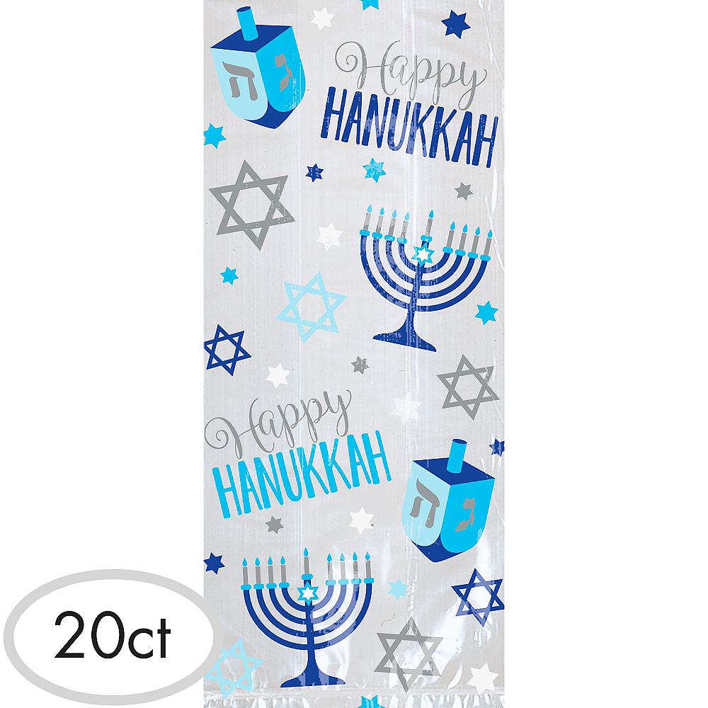 Hanukkah Treat Bags 20ct Image #1