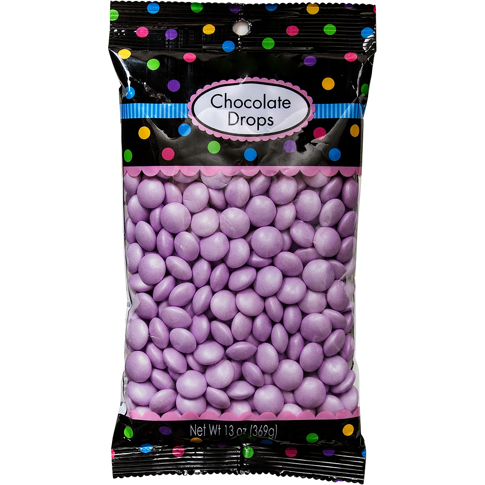 Lavender Chocolate Drops 350pc Image #1
