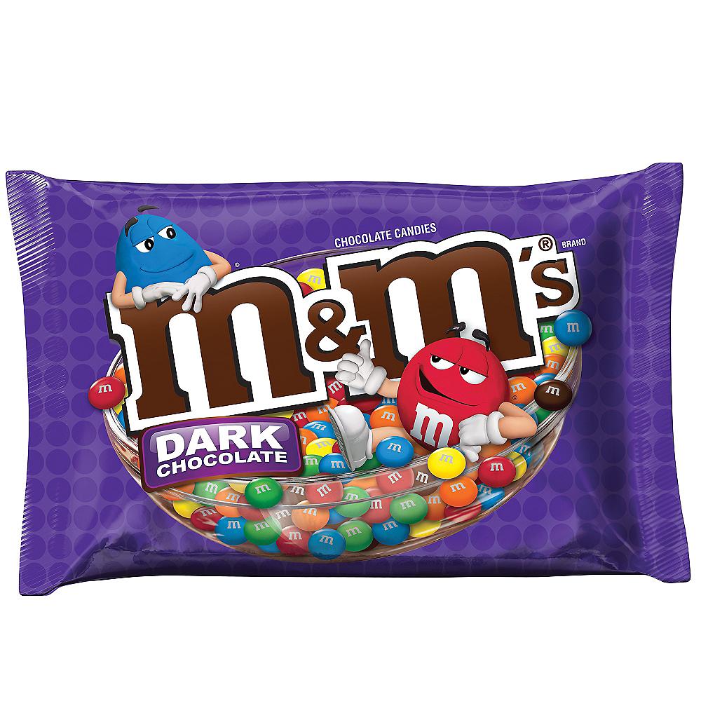 Dark Chocolate M&M's Image #1