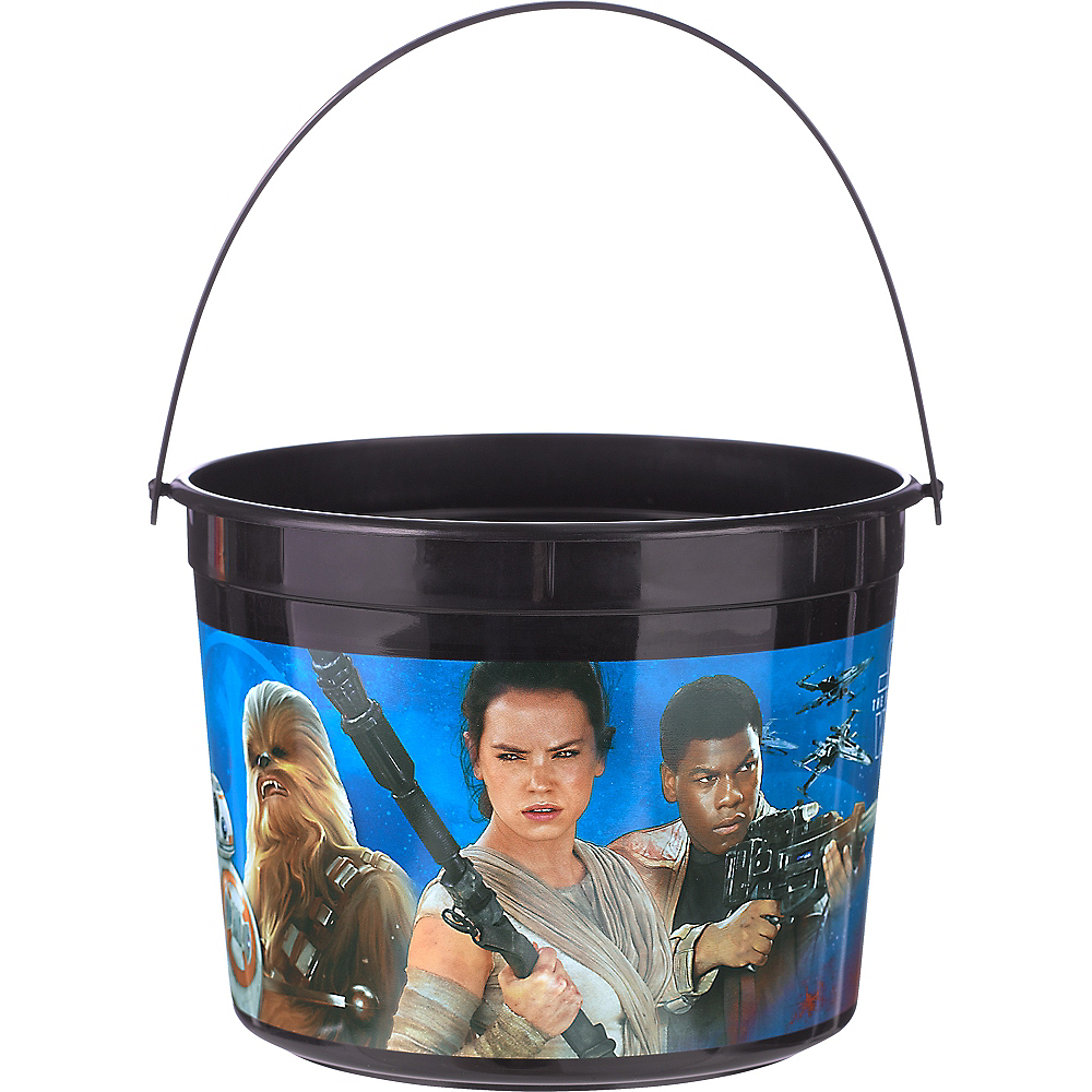 Star Wars 7 The Force Awakens Favor Container Image #1