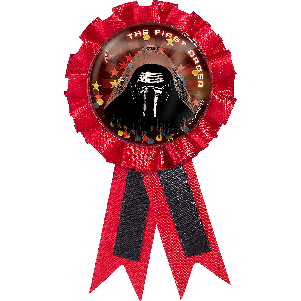 Star Wars 7 The Force Awakens Award Ribbon Image #1