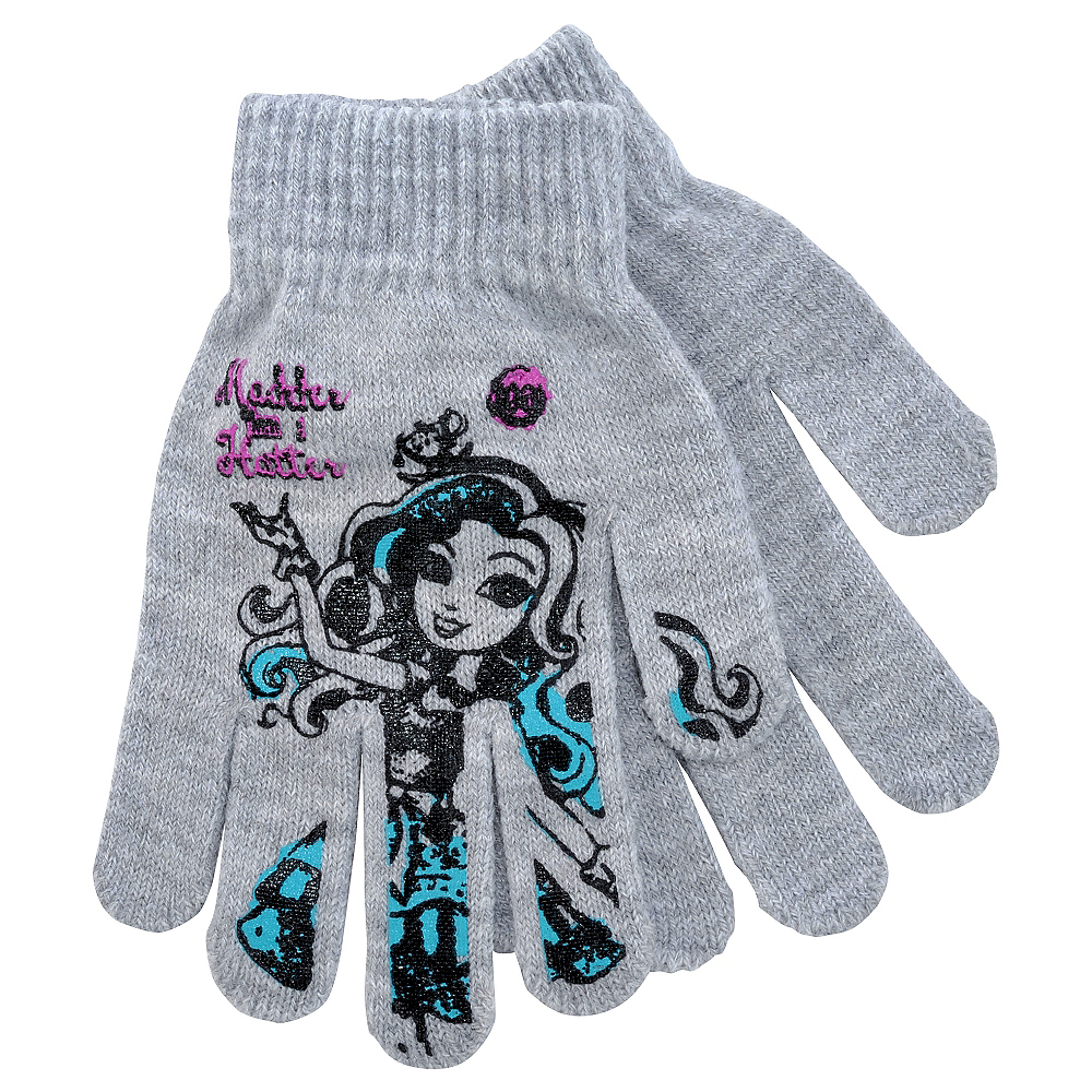Child Madeline Hatter Gloves - Ever After High Image #1