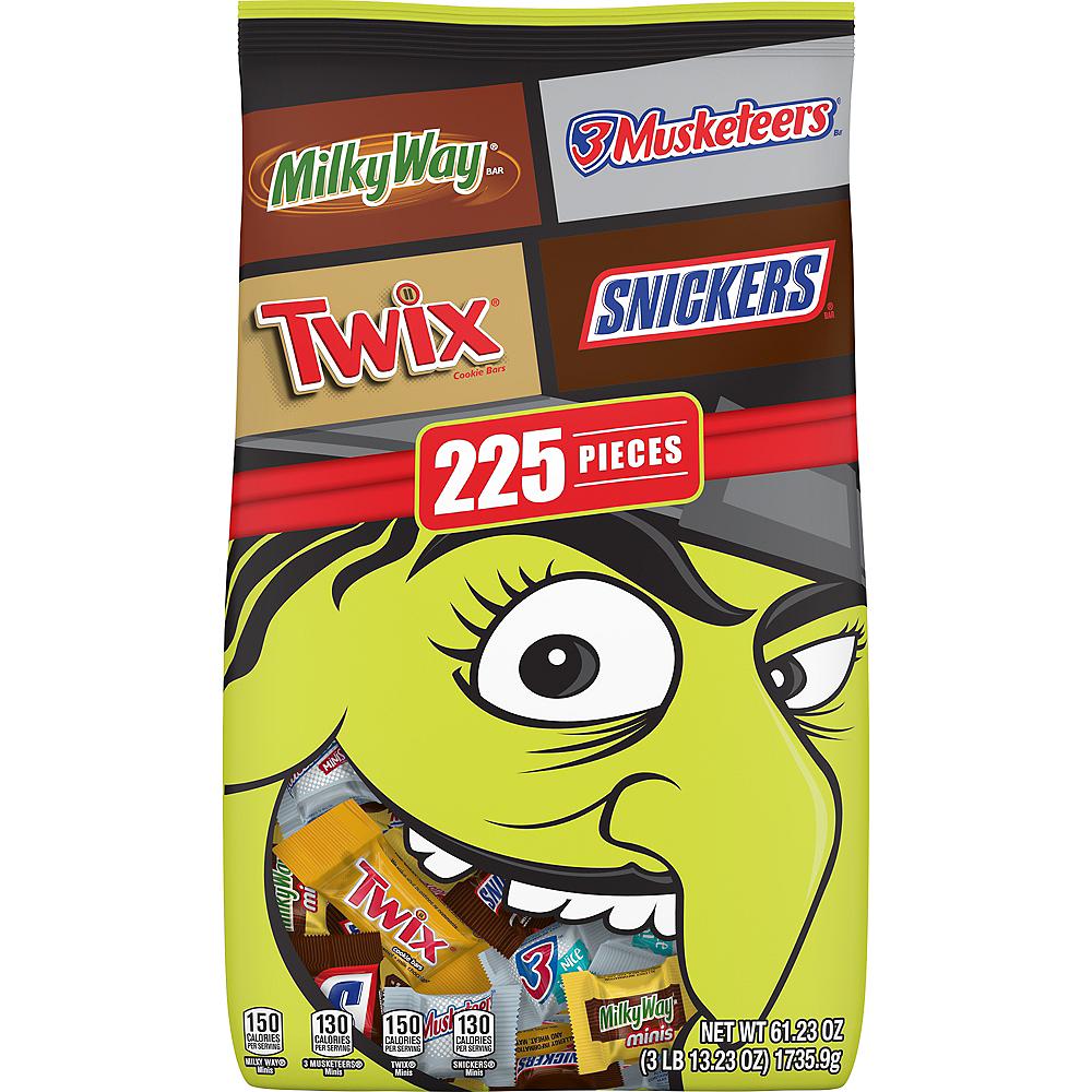 Mars Chocolate Favorites Minis Mix 240ct Image #1