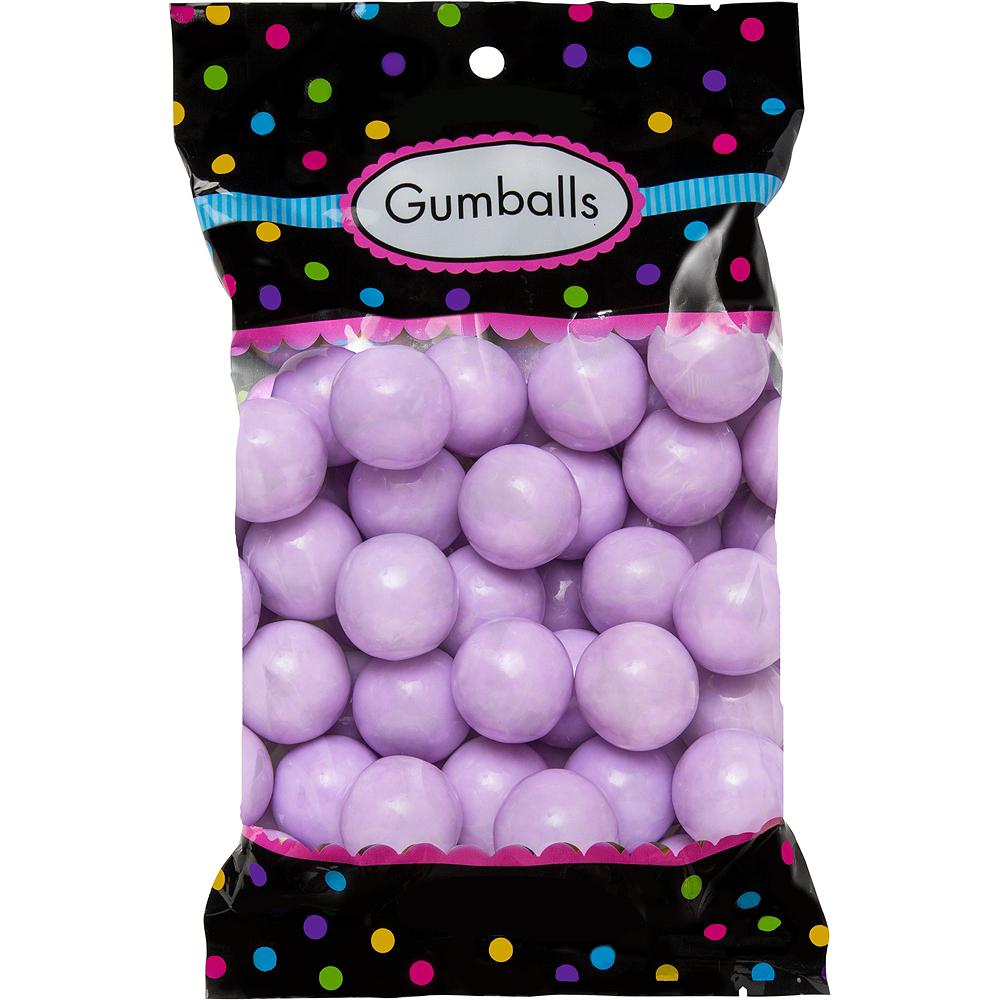 Lavender Gumballs 48pc Image #1