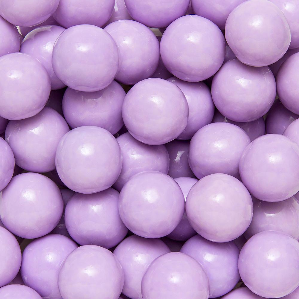 Lavender Gumballs 48pc Image #2