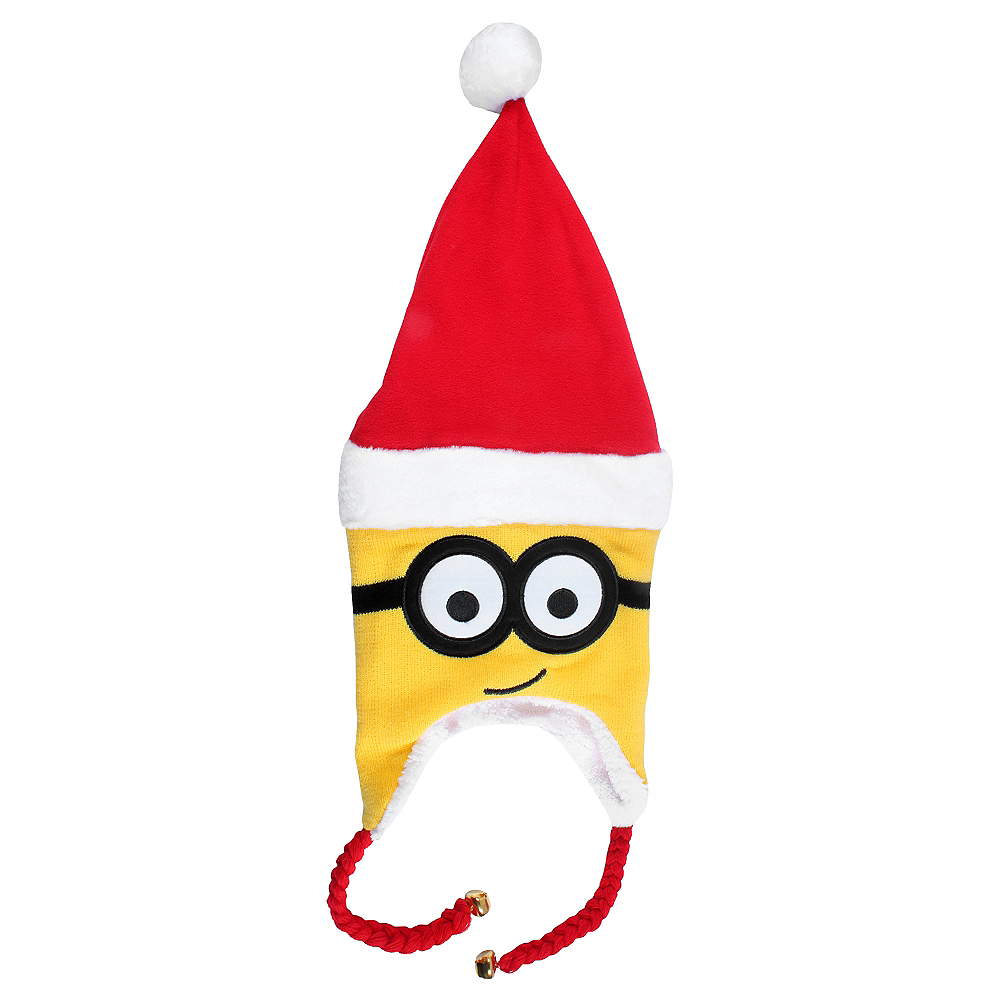 Child Christmas Minion Peruvian Hat - Despicable Me Image #1