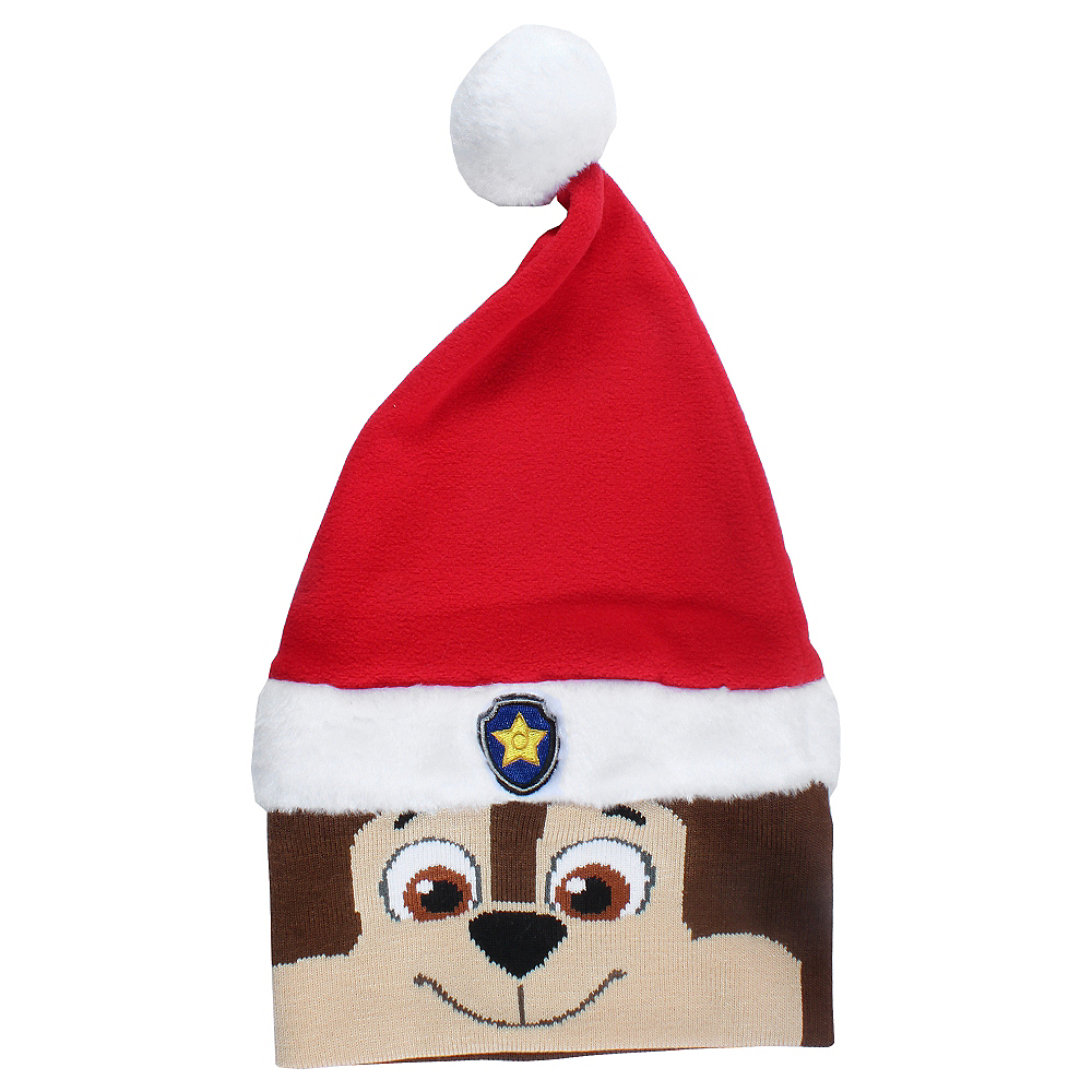 Child Christmas Chase Beanie - PAW Patrol Image #1