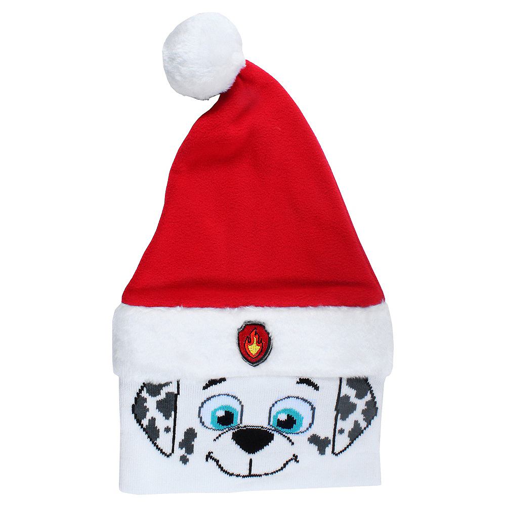 Child Christmas Marshall Beanie 8 1 2in x 11in - PAW Patrol  7c1fa05f981