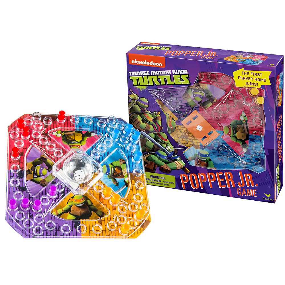 Teenage Mutant Ninja Turtles Popper Game Image #1