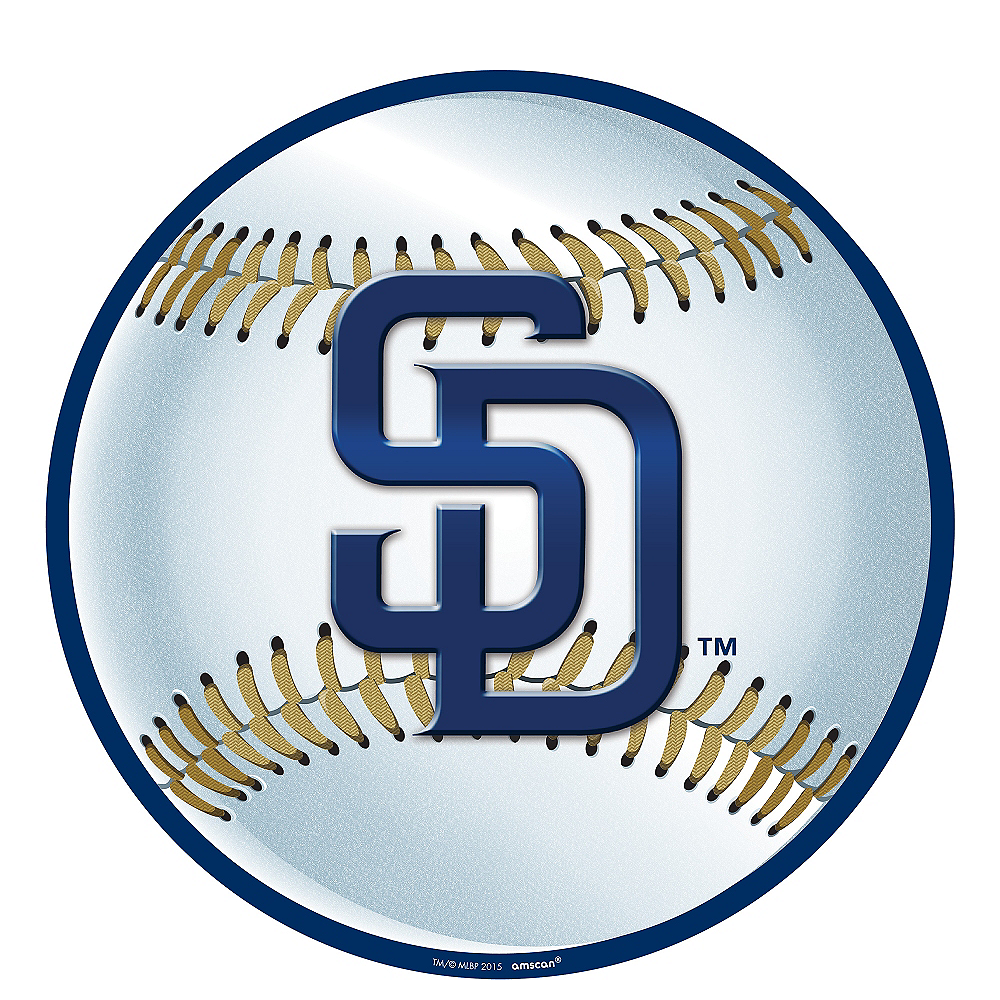 San Diego Padres Cutout Image #1