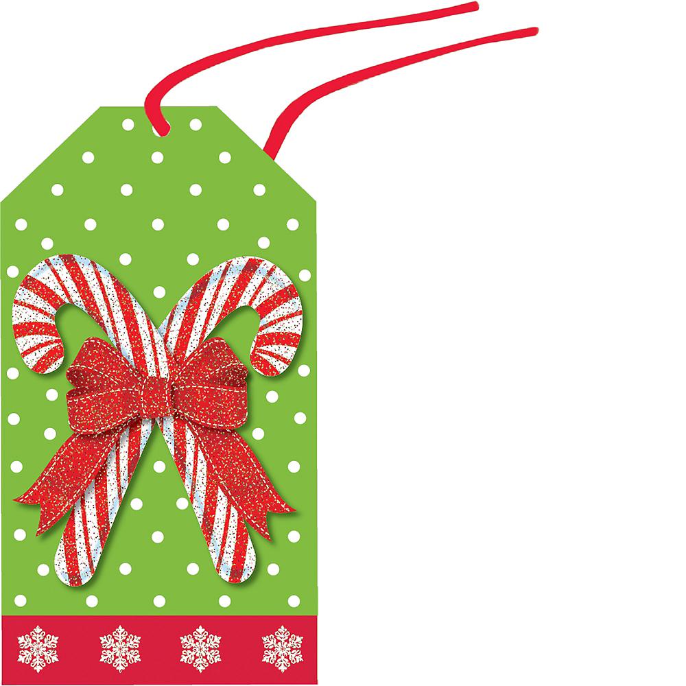 Modern Christmas Gift Tags 36ct Image #2