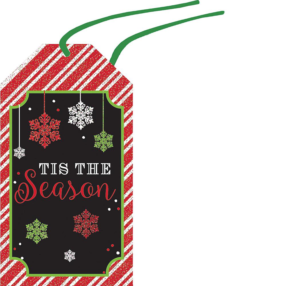 Modern Christmas Gift Tags 36ct Image #3