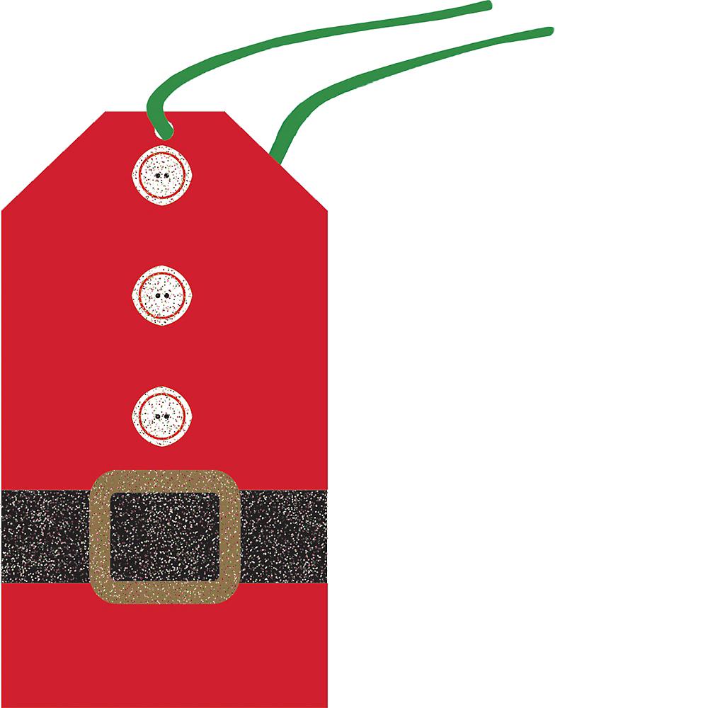 Modern Christmas Gift Tags 36ct Image #7