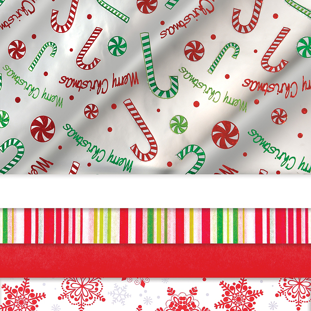 Christmas Tissue Paper 30ct Image #1