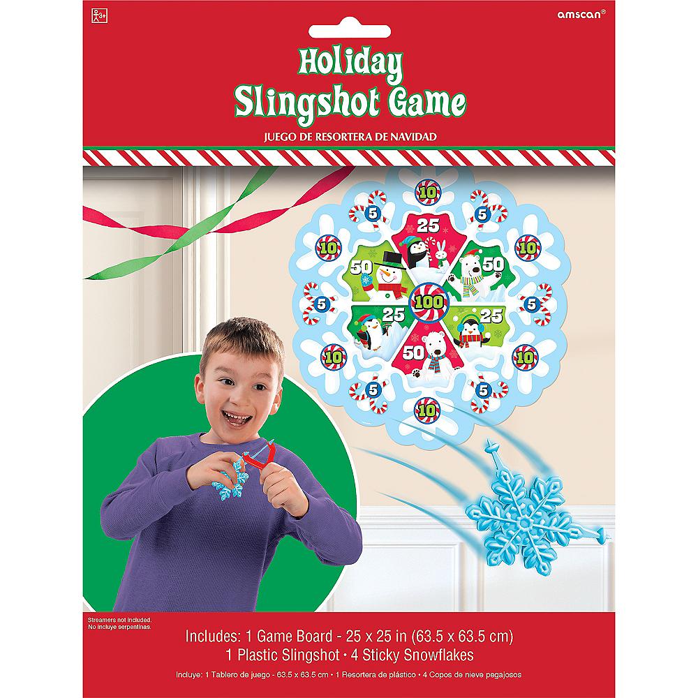 Christmas Slingshot Game Image #1