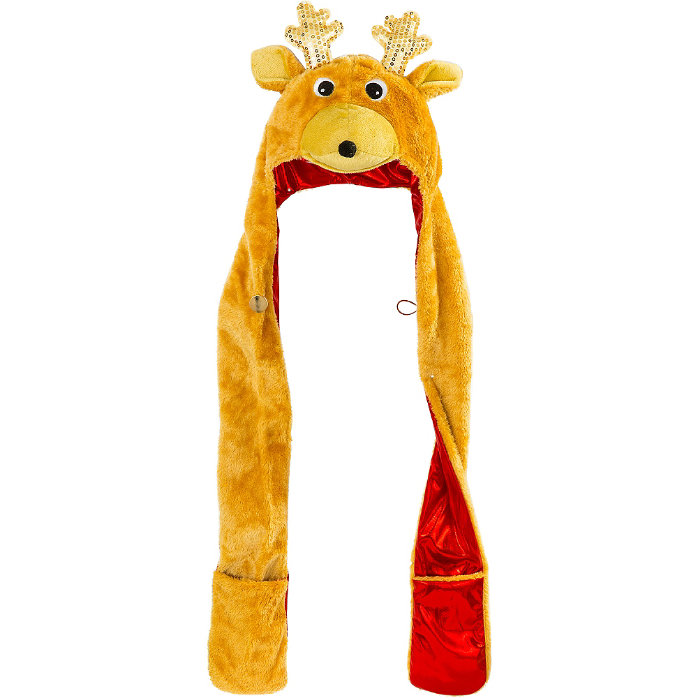 Reindeer Snood Image #1