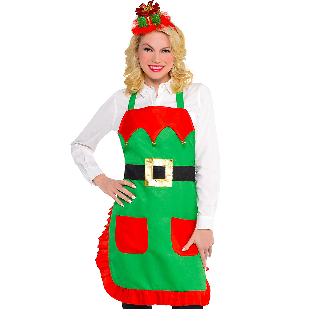 Nav Item for Elf Apron Image #1