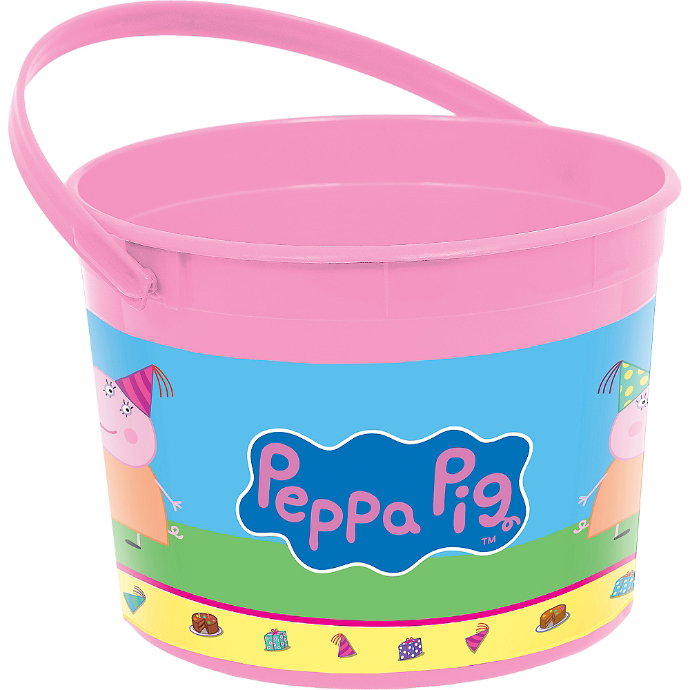 Peppa Pig Favor Container Image #1