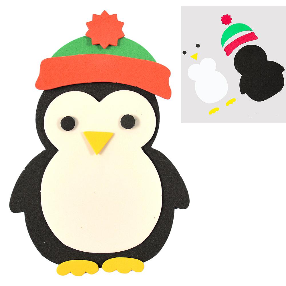 Penguin Craft Kit Image #1