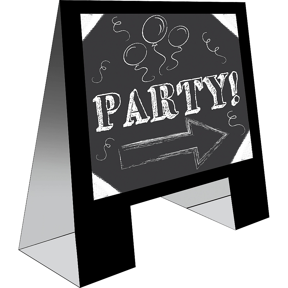 Nav Item for Chalkboard Easel Sign Image #1