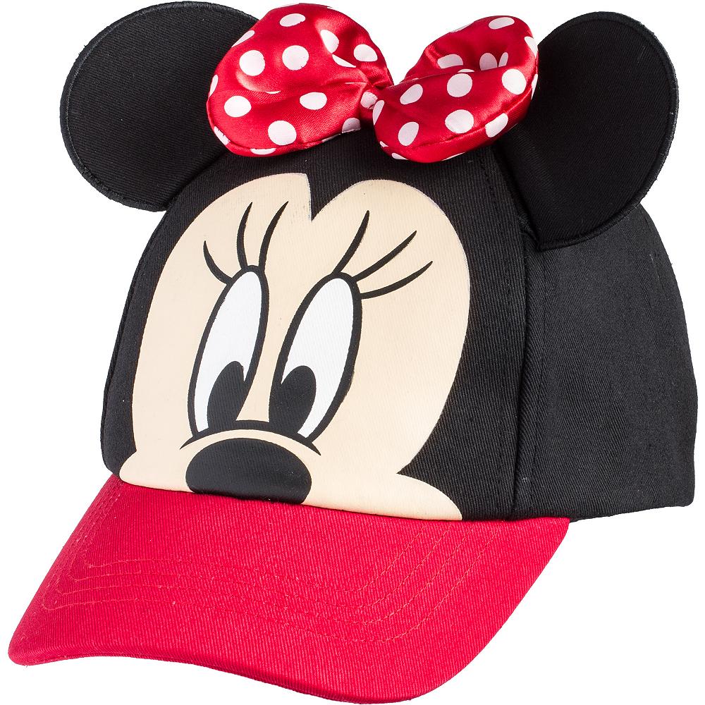 Child Minnie Mouse Baseball Hat Image  1 ... 9e1e89bb5acb