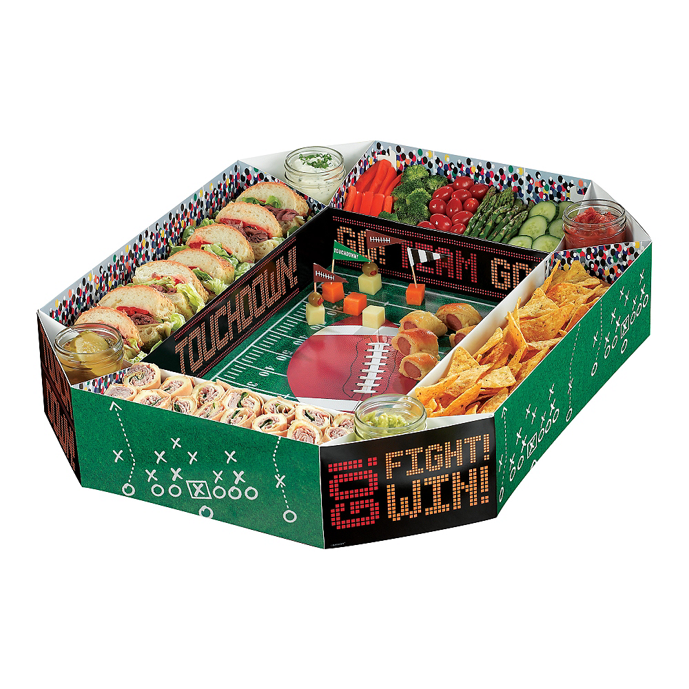 Football Snack Stadium Image #1